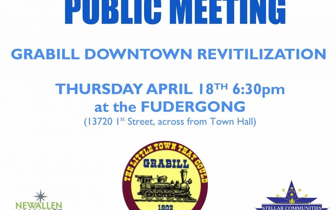 Downtown Revitalization (Public Meeting)