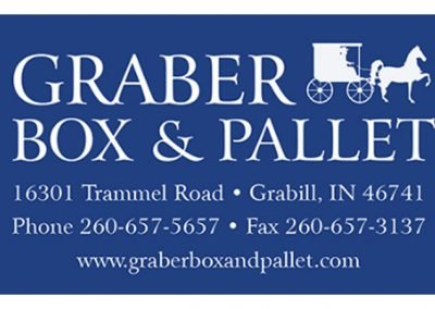 Graber Box and Pallet