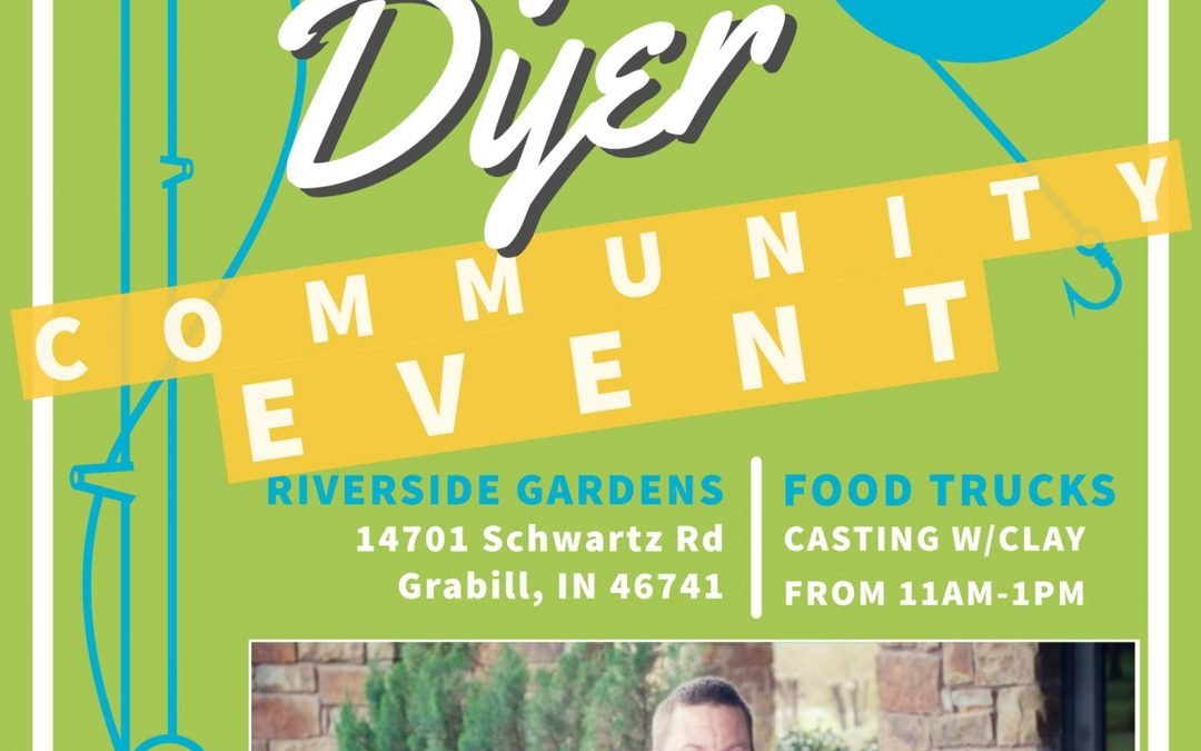 Community Event with Clay Dyer